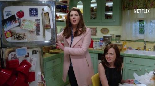 Lorelai, Emily y Rory regresan 9 años después con el tráiler de 'Las 4 estaciones de las chicas Gilmore'