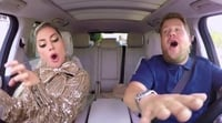 Lady Gaga conduce en el nuevo Carpool Karaoke de James Corden