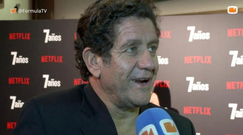 """Pedro Casablanc ('Mar de plástico'): """"Me encantaría hacer un papel de comedia musical"""""""