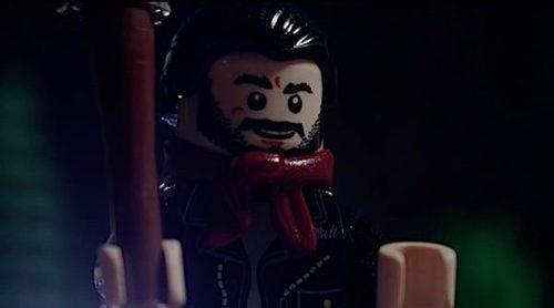 'The walking dead': El brutal asesinato de Negan representado con muñecos de Lego