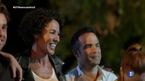 """'OT. El reencuentro': Nina y los triunfitos cantan """"Mi música es tu voz"""""""