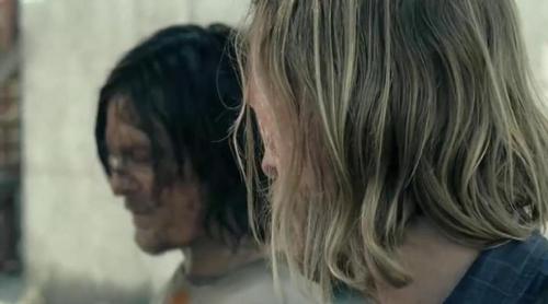 'The Walking Dead': el tráiler del tercer episodio desvela el futuro de Daryl tras ser capturado