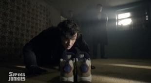"""El divertidísimo """"tráiler honesto"""" de la serie 'Sherlock'"""