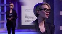 Sarah Paulson ('American Horror Story') lee e interpreta los e-mails de Hillary Clinton
