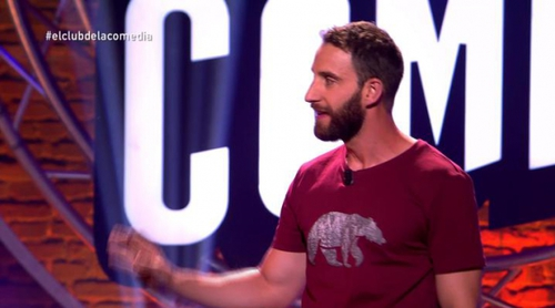 Dani Rovira protagoniza el avance del regreso de 'El club de la comedia'