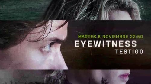 Teaser de 'Eyewitness', el nuevo thriller de Calle 13