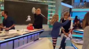 "'Espejo público' se suma a la moda del ""Mannequin Challenge"""