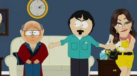 "'South Park' satiriza la elección de Donald Trump como Presidente de EEUU con ""Star Wars"""