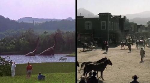"""Se demuestra que 'Westworld' y """"Jurassic Park"""" cuentan la misma historia"""