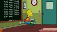 """'Los Simpson' bromean sobre su predicción de que Donald Trump iba a ser presidente: """"Tener razón da asco"""""""