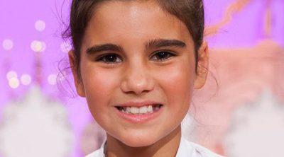 """Paula (ganadora de 'MasterChef Junior 4'): """"Paloma y yo éramos muy competitivas y por eso surgía la chispa"""""""