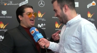 """Brays Efe: """"Paquita Salas está flipando con los Premios Feroz"""""""