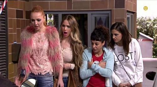 'La que se avecina': Gabi le pide matrimonio a Judith en la nueva promo de la novena temporada