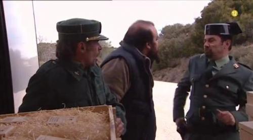 'La que se avecina': Coque y Antonio Recio vuelven a ponerse el uniforme de Guardia Civil en la nueva promo
