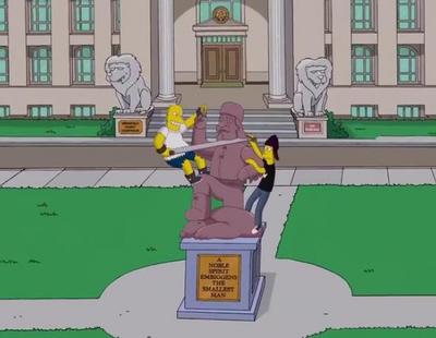 'Los Simpson': Homer, Marge, Lisa y Maggie mueren en la cabecera del capítulo 600