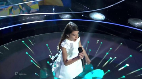 """Georgia gana la 14º edición de Eurovisión Junior con """"Mzeo"""", la canción interpretada por Mariam Mamadashvili"""