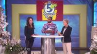 Lauren Graham ('Gilmore Girls') pone a prueba su capacidad de hablar deprisa en 'The Ellen Show'