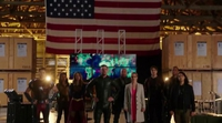 Aliens intentan dominar la Tierra en el crossover de 'Supergirl', 'The Flash', 'Legends of Tomorrow' y 'Arrow'