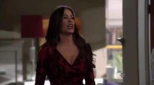 Gloria empieza embarazada la cuarta temporada de 'Modern Family'