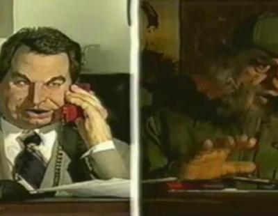 """Cuando Fidel Castro llamaba """"mariconsón"""" a Zapatero en los Guiñoles"""