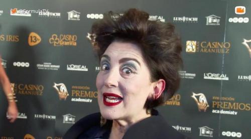 """Isabel Ordaz ('La que se avecina'): """"No descarto un trío con los personajes de Loles León y José Luis Gil"""""""