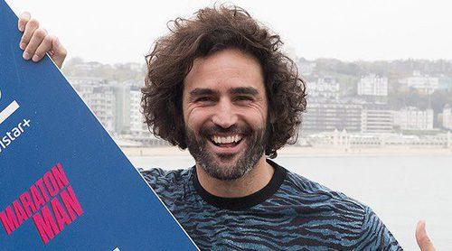 "Raúl Gómez ('Maraton Man'): ""Me llevaría a correr a Andreu Buenafuente, Iñaki Gabilondo o Julio Iglesias"""
