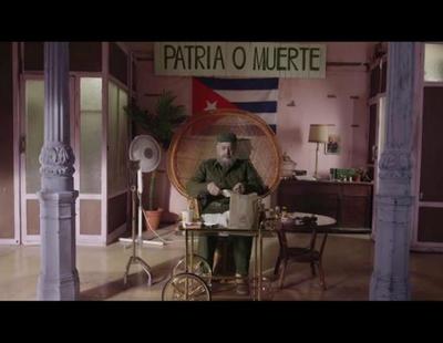 'Fidel': Cortometraje de Eduardo Casanova sobre la muerte de Fidel Castro