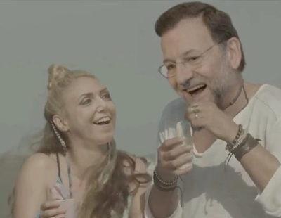 'Late Motiv': Rajoy y Susana Díaz protagonizan la versión política de 'La bicicleta'