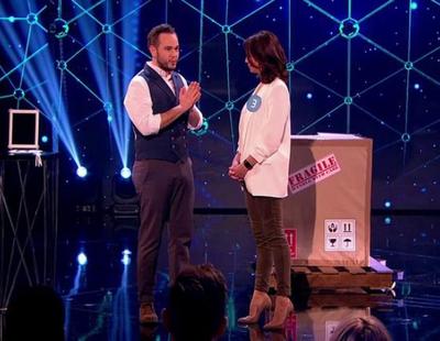 Jorge Blass participa en el nuevo talent show sobre magia en Reino Unido, 'Next Great Magician'