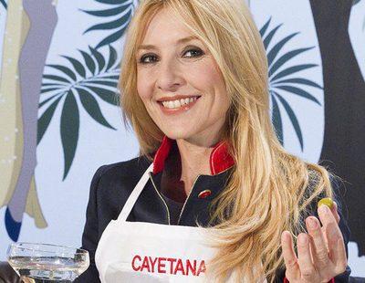 """Cayetana Guillén Cuervo: """"Todas las polémicas de 'MasterChef' son verdad y se ve menos de lo que hubo"""""""