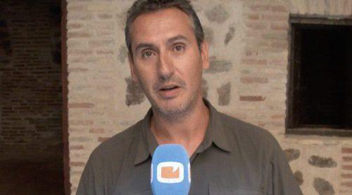 FormulaTV.com se cuela en el rodaje de 'Enigmas de nuestra historia', el nuevo espacio de DMAX