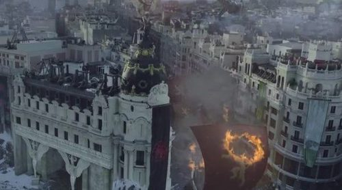 HBO España invade Madrid con su espectacular promo