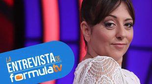 """Yolanda Ramos ('Tu cara me suena'): """"No quiero que me toque nadie que sepa cantar. Perdona, Leticia Sabater"""""""