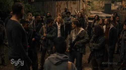 'Van Helsing' llega al final de su primera temporada con el descubrimiento de Vanessa