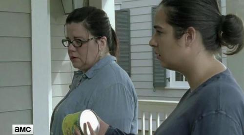 'The Walking Dead': Olivia se derrumba con Tara en el avance del final de mitad de temporada