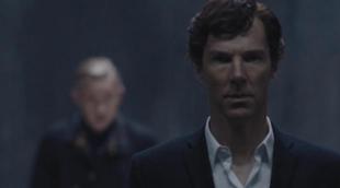 Avance de la cuarta temporada de 'Sherlock' en la que el detective descubre un oscuro secreto