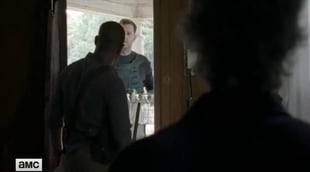 'The Walking Dead': Richard tiene algo importante que contar a Morgan y Carol en el octavo episodio de la T7