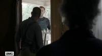 'The Walking Dead': Richard tiene algo importante que contar a Morgan y Carol en el octavo episodio de la T7