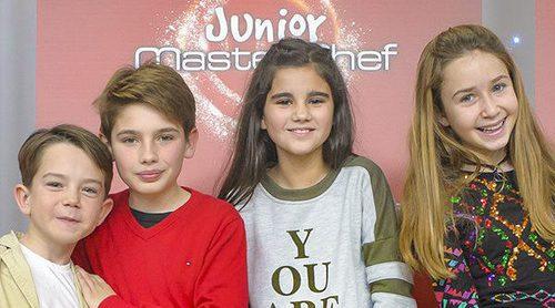 """Los niños de 'MasterChef Junior 4' no se cortan: """"La peor es Samantha porque es un poco seca"""""""