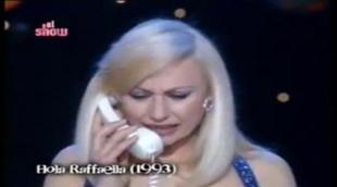 '¡Hola Raffaella!' y sus problemas con las llamadas