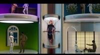 'Tú, yo y mi avatar': Luján Argüelles presenta la mecánica del programa en la espectacular cabecera