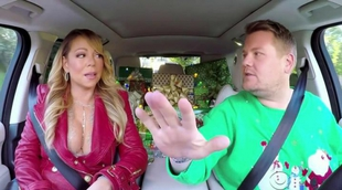 'Carpool Karaoke': Adele, Lady Gaga y Mariah Carey cantan al ritmo de 'All I Want for Christmas'