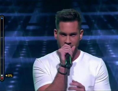 """Imri Ziv, corista de Israel con """"Golden Boy"""" y Hovi Star, se presenta a Eurovisión 2017"""