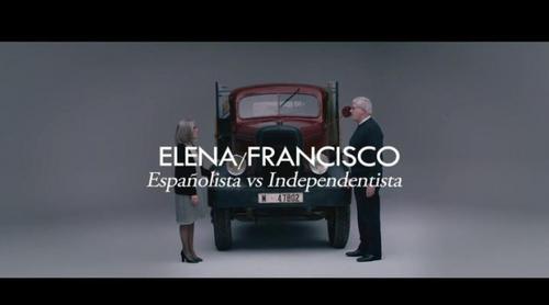 """La crispación y """"las dos Españas"""" protagonizan, con final feliz, el anuncio navideño de Campofrío"""