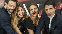 Los actores de 'Velvet' nos cuentan cómo se sienten justo después del directo del último capítulo