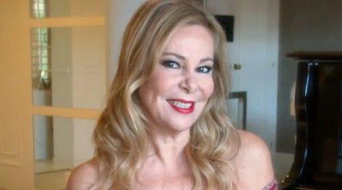 Mensaje navideño de Su Majestad Ana Obregón para los usuarios de FormulaTV.com