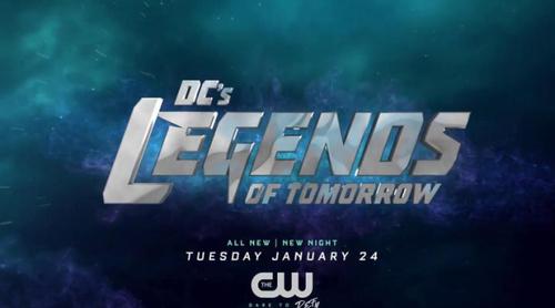 'Legends of Tomorrow': Tráiler del noveno episodio de la segunda temporada