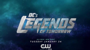 'Legends of Tomorrow': Tráiler del noveno episodio de la segunda temporada
