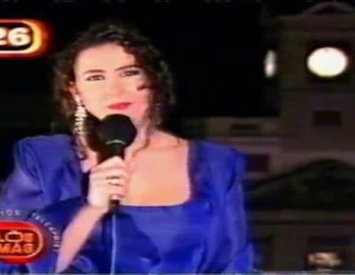 Gazapo histórico de Irma Soriano al no escuchar las Campanadas de Antena 3