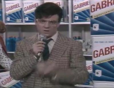 Martes y 13 - Sketch del detergente Gabriel